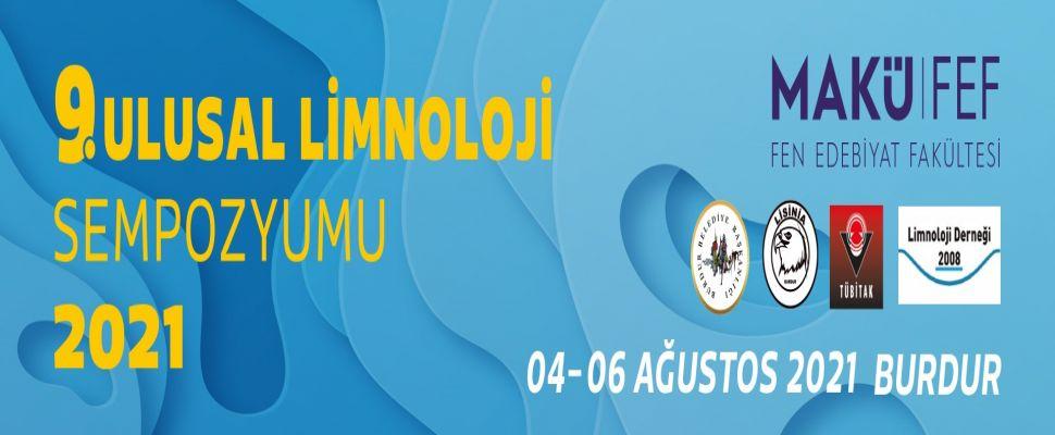 9. Ulusal Limnoloji Sempozyumu Duyurusu