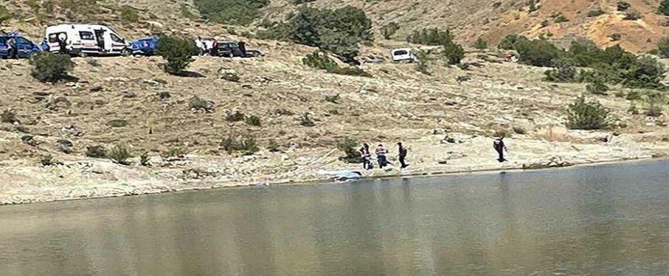 Çankırı'da balık tutmak için gölete giren kişi boğuldu