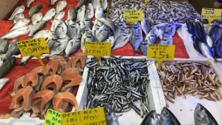 Ramazan ayında balığa rağbet azaldı