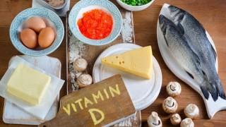 D vitamini eksikliği için doğal öneriler