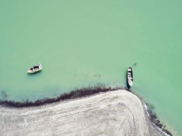 Düzce'deki Hasanlar Barajı'nda su seviyesi yükselmeye başladı