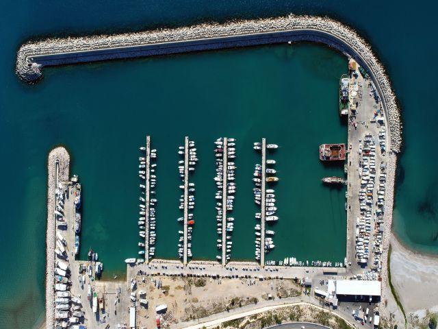 Tur ve balıkçı tekneleri, sezona hazırlanıyor